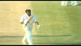 Pakistan Vs West Indies- Memorable 1975 WC Thriller - Part 2