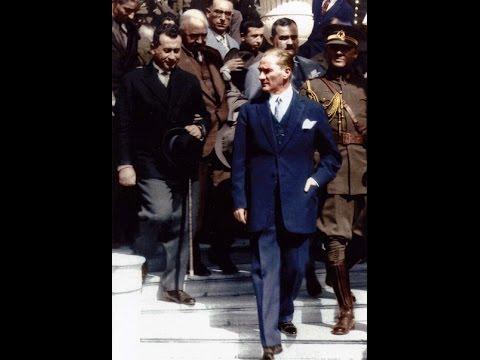 İngiliz Amiralin Gazi Paşa Ile Olan Anısı /TARİHİNİ SEVEN ADAM