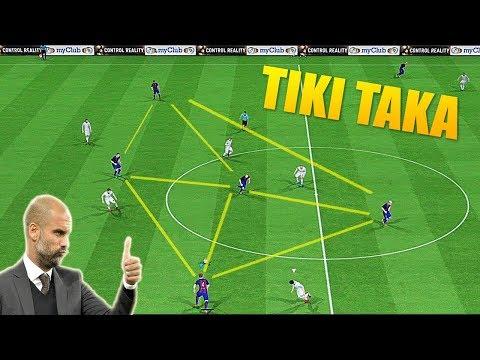 Barcelona Tiki Taka That Shocked The World