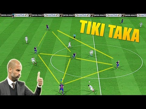 Barcelona Tiki Taka That Shocked The World