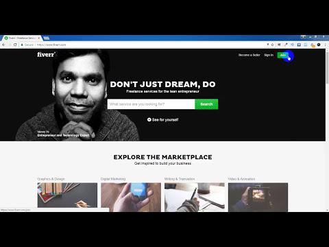 How To Create A Fiverr Gig | Fiverr Bangla Tutorial 2018