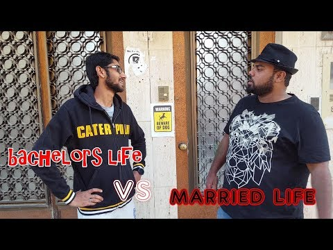 Bachelors VS Married life || Deccan Drollz || hyderabad comedy