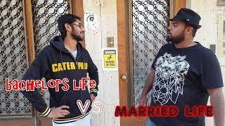Bachelors VS Married life || Deccan Drollz || hyderabad comedy