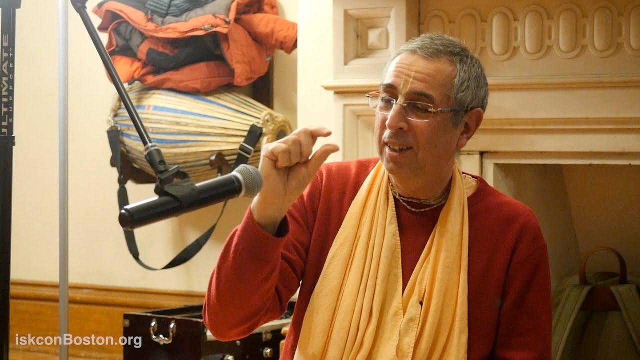 Ниранджана Свами Niranjana Swami на GovindasClub