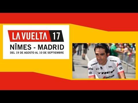 Vuelta a Espana 2017 - Contador - Etape 9 [FR]