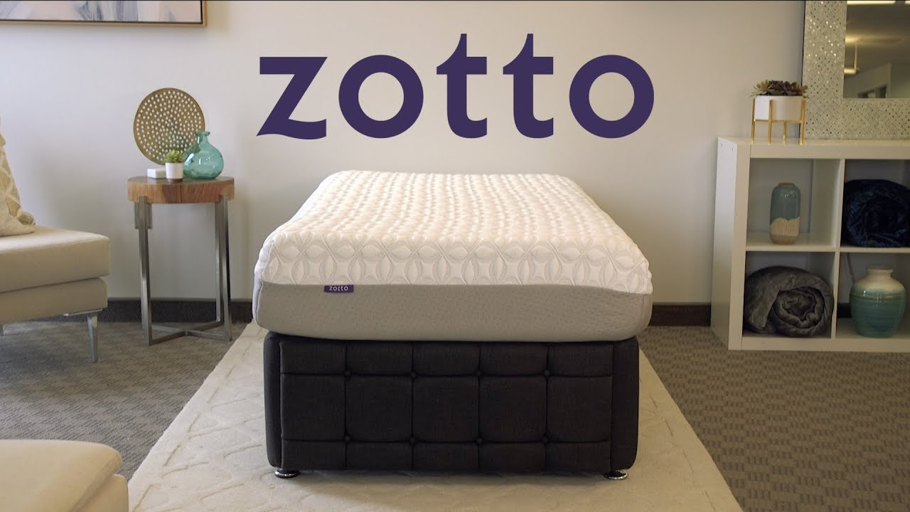 Zotto Ultra-Premium Memory Foam Mattress