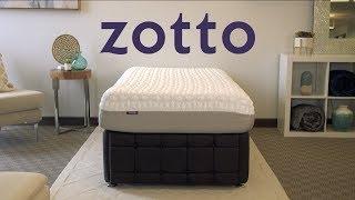 Zotto Ultra-Premium Memory Foam Mattress
