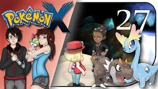 Der zweite Orden? - Wundertausch Nuzlocke - Pokemon X - #27 - mit Balui