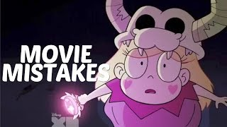 Star Vs. The Forces Of Evil Hungry Larry Cartoon Mistakes | Svtfoe Goofs