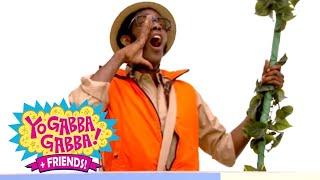 Yo Gabba Gabba 302 - Adventure | Yo Gabba Gabba! Official