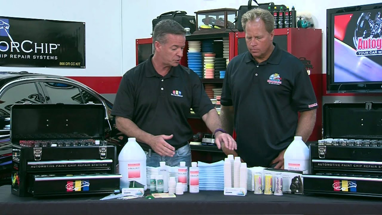 Dr  ColorChip Rock Chip Repair System - High Profit Business Opportunity