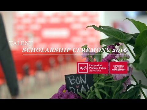 2016 Talent Scholarships