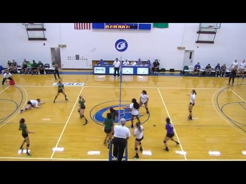 Clipper Volleyball vs. Highline