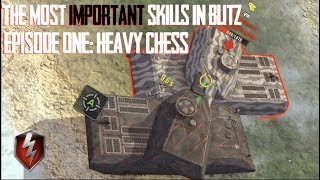Most Important Skills in World of Tanks Blitz Episode 1 with Bushka