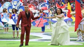 【AFP=時事】英ポップ歌手のロビー・ウィリアムス(Robbie Williams)...