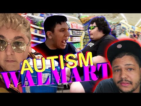 ♿Rarted Walmart Trip Before Fishing ft.(Andy Milonakis, Trainwreckstv, Nmpthelord)
