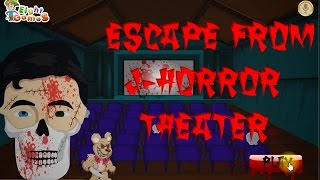 Escape From J-Horror Theater - EightGames walkthrough...