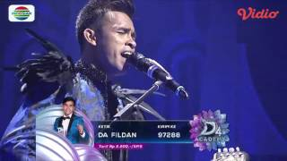 Fildan (Baubau) - Terima Kasihku (D'Academy 4 Konser Kemenangan)