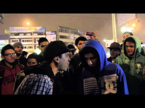 Klibre vs Mordekai - Primera Ronda - Batallas Raptonda 2014