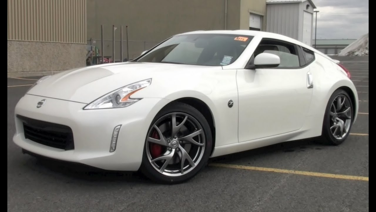 nissan 370z sport pack 2013 longueuil nissan rive sud de montr al youtube. Black Bedroom Furniture Sets. Home Design Ideas