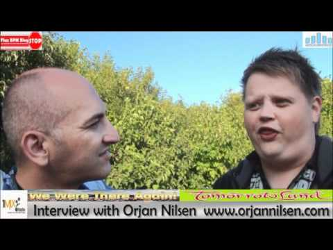 Interview with Orjan Nilsen at Tomorrowland 2011