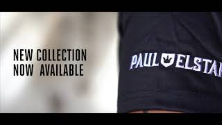 PAUL ELSTAK'S NEW LIMITED LSTK COLLECTION IS AVAILABLE NOW