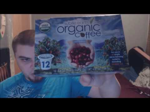 Subtle Earth Organic Coffee K-Cup Review