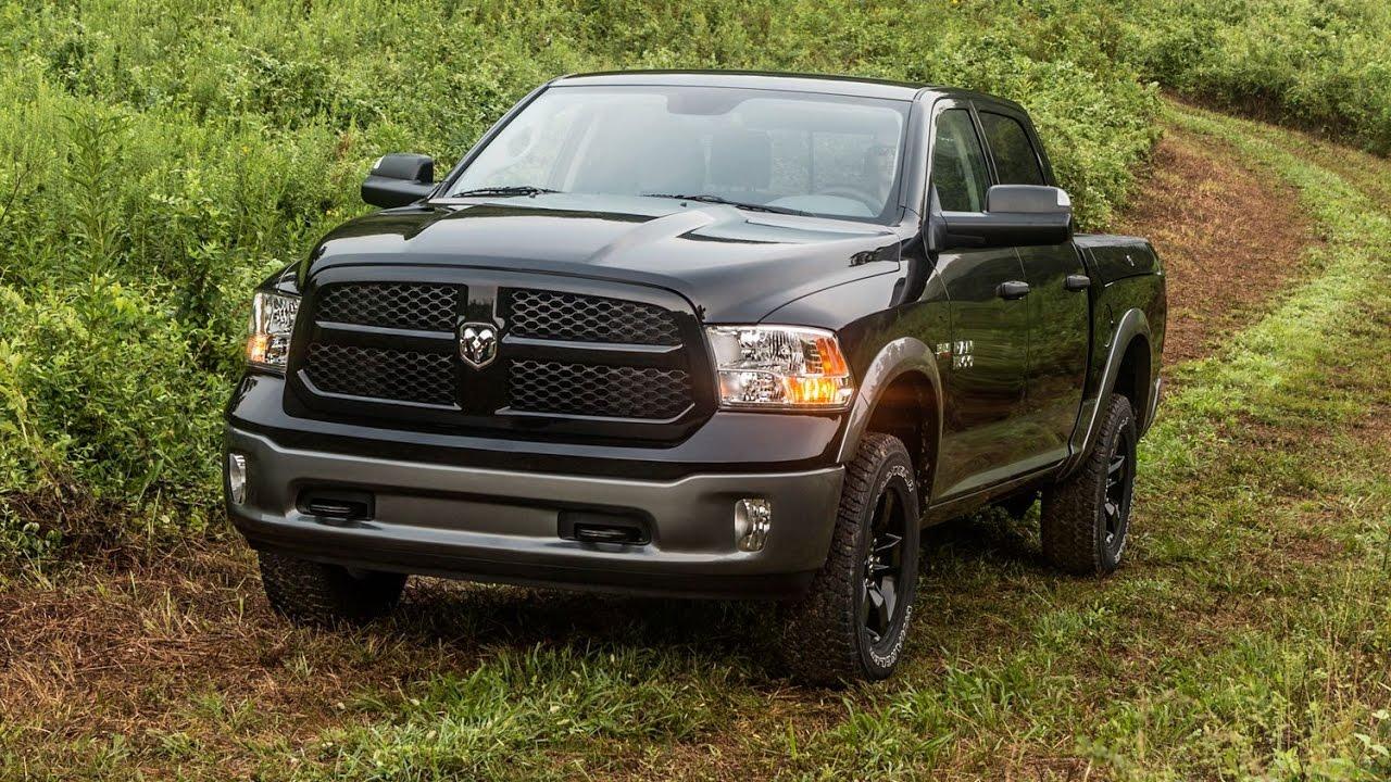 2018 Dodge Ram Srt Review