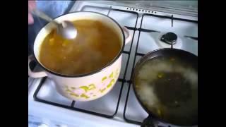 Грибной суп продолжение