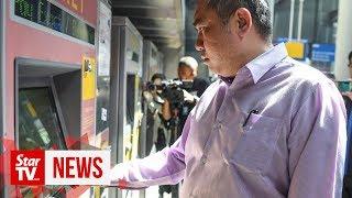 Transport Minister slams public transport providers' poor services