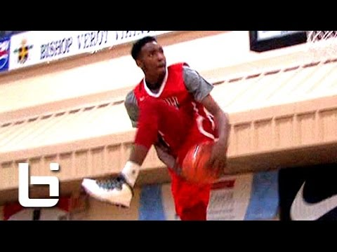 UNLV commit Derrick Jones is extremely good at dunking basketballs