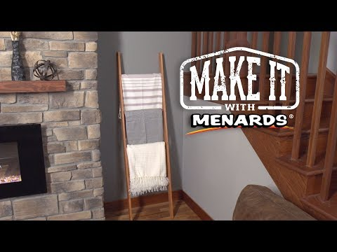 Decorative Ladder - Make It Wi...