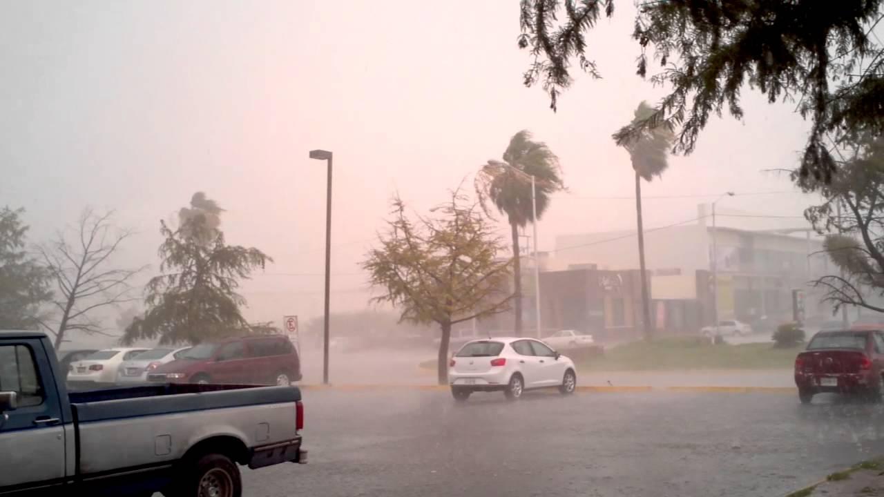 El Extremoso Clima de Monterrey - YouTube