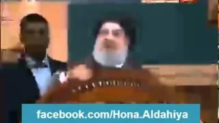 السيد حسن نصرالله نحن شيعة علي بن ابي طالب لن نتخلى عن فلسطين
