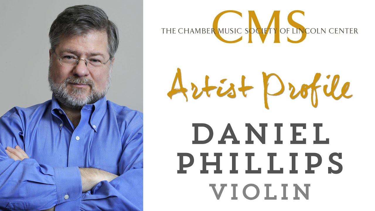Daniel Phillips Artist Profile - April 2013