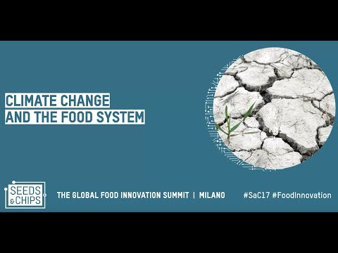 Marc Buckley Climate Change and The Food System #SaC17