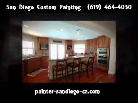 Painter in Vista CA | Painting Contractor | Commercial & Residential Painting Company