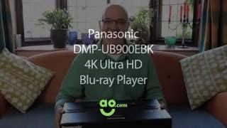 Panasonic UB900 review