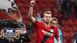 Lukas Hradecky enjoying his time at Bayer Leverkusen | 2019 Bundesliga