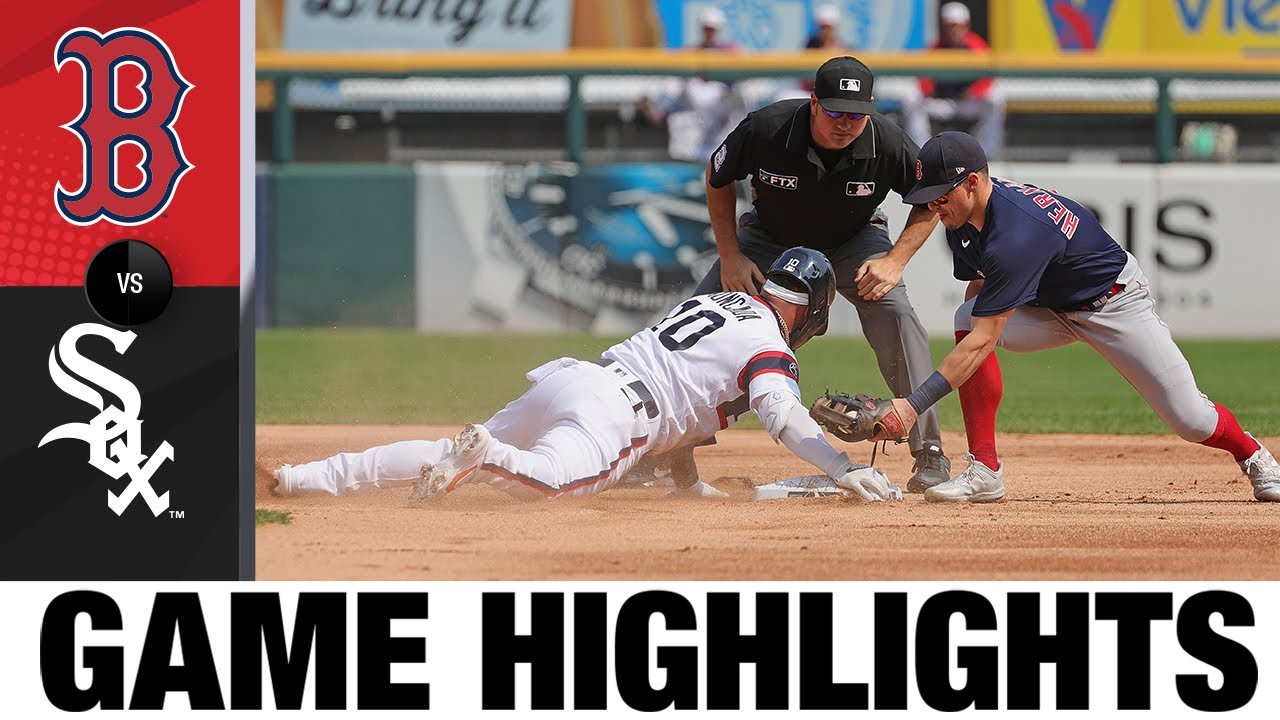 Download Red Sox vs. White Sox Game Highlights (9/12/21) | MLB Highlights