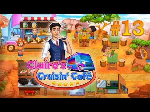 Claire's Cruisin' Cafe | Gameplay (Level 31 to 33) - #13 |