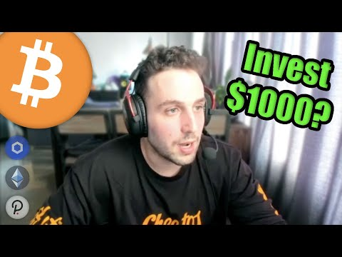 How I Would Invest $1000 in Cryptocurrency in November 2020 | Crypto Portfolio w/ EllioTrades