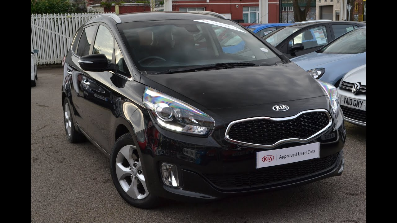 Wessex garages approved used kia carens 2 ecodynamics on for Garage kia englos