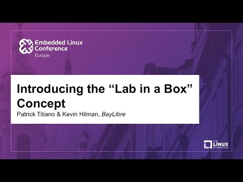 """53) Introducing the """"Lab in a Box"""" Concept – Patrick Titiano & Kevin"""