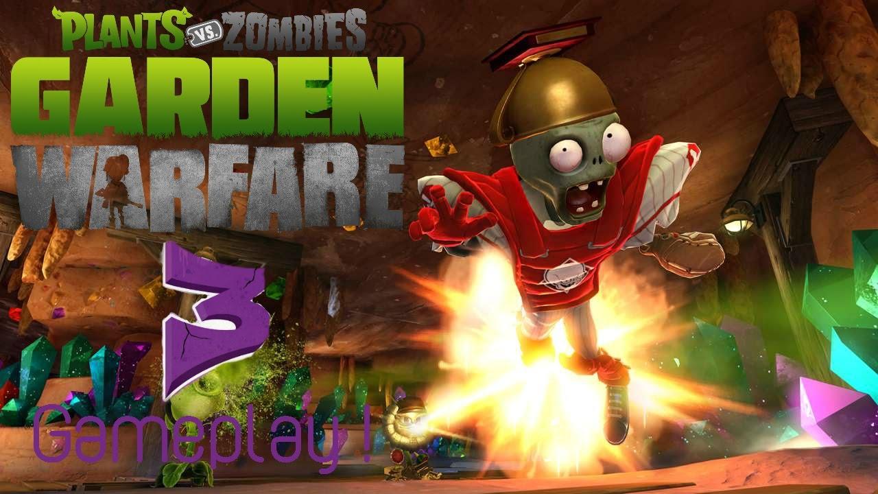 Rumour: First Plants vs. Zombies: Garden Warfare 3 Screens