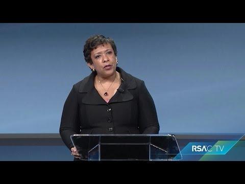 The Evolving Landscape of Cybersecurity - Attorney General of the U.S., Loretta E. Lynch