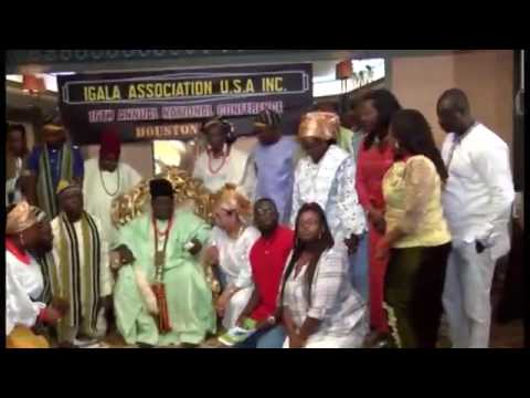 IGALA USA ANNUAL NATIONAL CONFERENCE HOUSTON 201