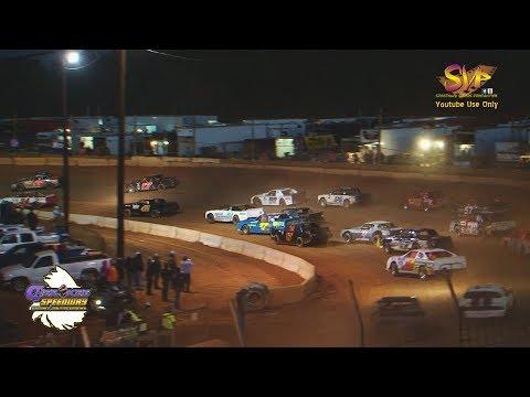 Cherokee Speedway Nov. 19 , 2017