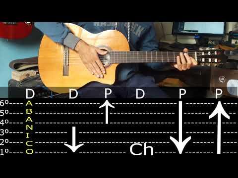 Como Tocar Chacarera (Rasguido) - Tutorial Guitarra