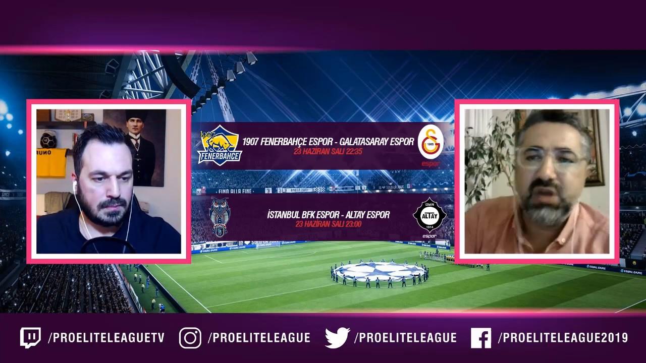 FIFA | Galatasaray Derbisi | Pro Elite League'de yeni hafta!